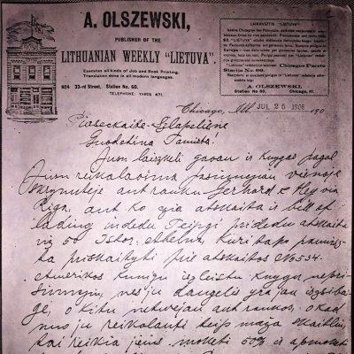 Šlapeliai buvo užmezgę ryšius su visais lietuviškų knygų leidėjais Lietuvoje ir užsienyje ir gaudavo visą tuo metu leidžiamą literatūrą.